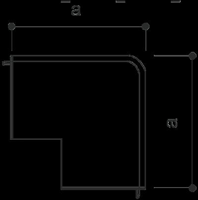 Схема Крышка внешнего угла — арт.: 6192254