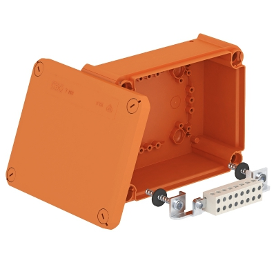 Огнестойкая распределительная коробка FireBox T-160 ED с внутренним креплением — арт.: 7205520