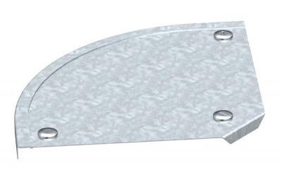 Крышка угловой секции 90° 050-300 мм — арт.: 7129610