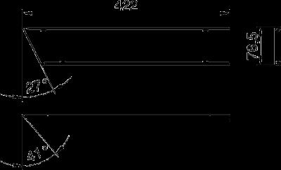 Схема Стальная крышка внешнего угла — арт.: 6287050