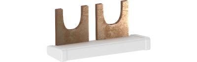 Медные перемычки, ширина шага 17,6 мм — арт.: 5089660