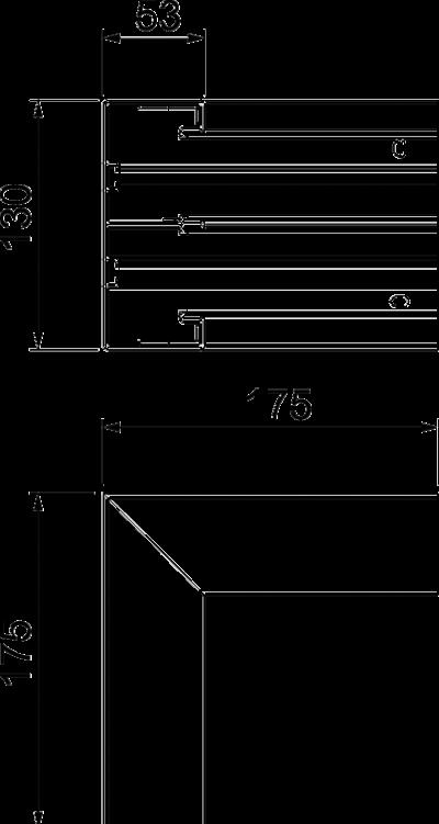 Схема Внутренний угол — арт.: 6113240