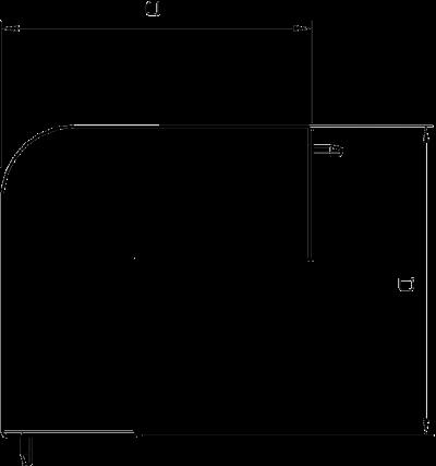 Схема Крышка внешнего угла — арт.: 6192386