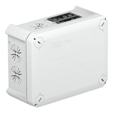 Распределительная коробка T-100 WB 2S4 с гнездовым разъемом Wieland — арт.: 2007848