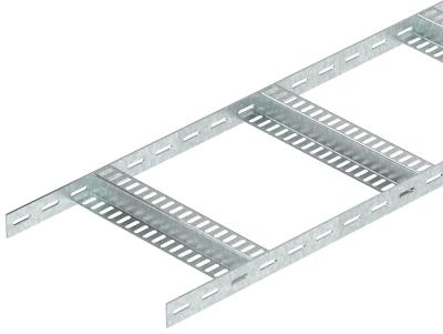 Кабельный лоток лестничного типа с Z-образными перекладинами, для легких нагрузок — арт.: 7098002