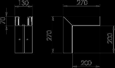 Схема Внешний угол — арт.: 6274510