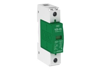 Разрядник для защиты от перенапряжений 1-полюсный, с защитой от тока утечки — арт.: 5099475