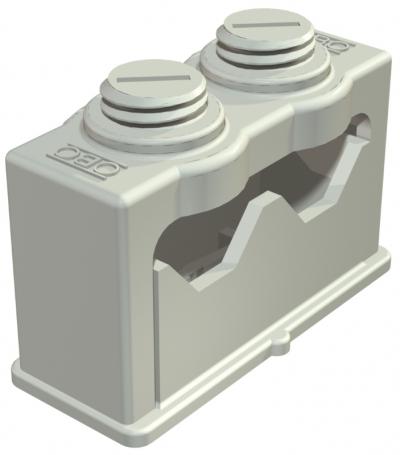 Крепежная скоба ISO, двойная — арт.: 2107015