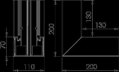Схема Внутренний угол — арт.: 6274340
