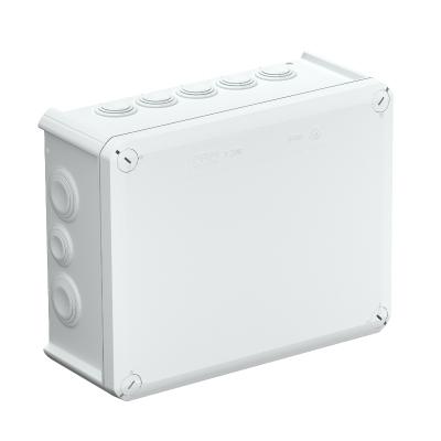 Распределительная коробка Т-250 со вставным уплотнителем, трудновоспламеняемая — арт.: 2007363