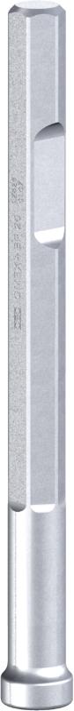 Насадка для забивания стержней заземления, стандартных, BP и OMEX, тип 2531 — арт.: 3043908