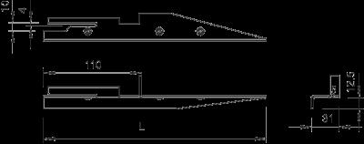 Схема Дистанционный держатель — арт.: 5014018