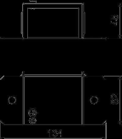 Схема Торцевая заглушка — арт.: 7216560