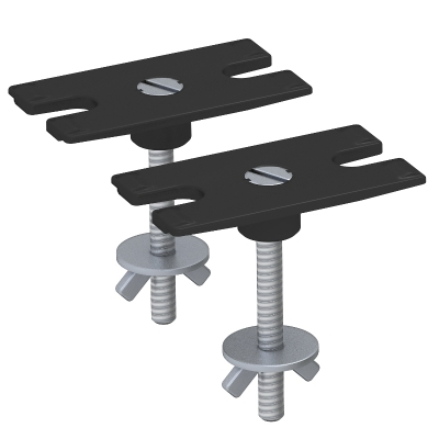 Комплект для крепления настольного бокса DB на поверхности стола — арт.: 6116985