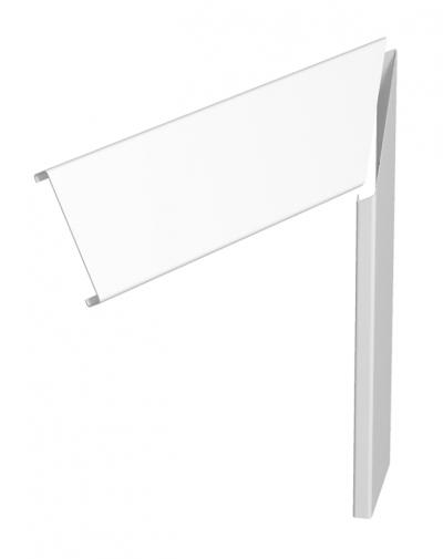 Стальная крышка плоского угла нисходящего — арт.: 6287070
