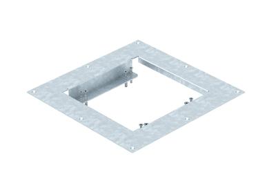 Монтажная крышка для регулируемых кассетных рамок номинального размера 4 — арт.: 7428544