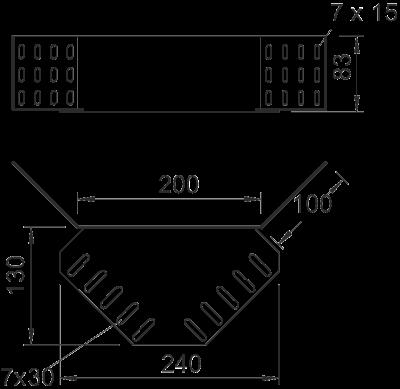 Схема Угловой соединитель — арт.: 6067980