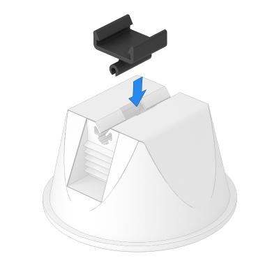 Адаптер для плоского проводника, для установки в держателе 165/MGB — арт.: 5218885
