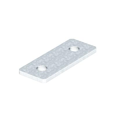 Соединительная пластина с 2 отверстиями — арт.: 1124645
