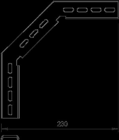 Схема Монтажный угол 90° — арт.: 6017347