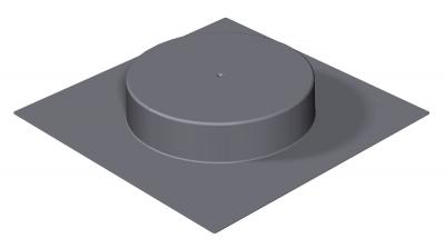 Опалубка для круглых лючков номинального размера R9 — арт.: 7404408