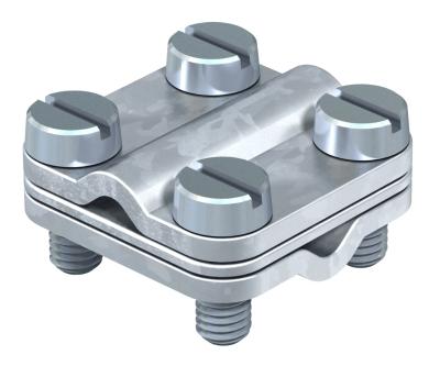 Клемма для круглых проводников — арт.: 5064015