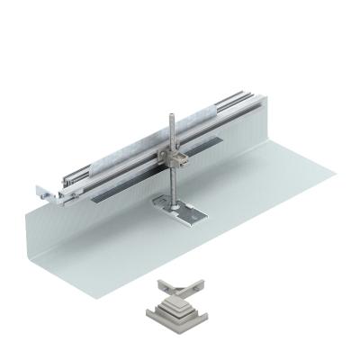 Комплект для углового ответвления кабельного канала налево, высота 40 — 150 мм — арт.: 7423950