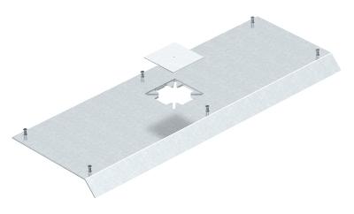 Крышка с отверстием для напольного бокса Telitank — арт.: 7404956