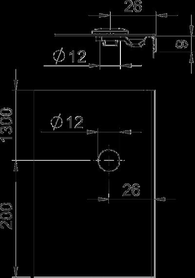 Схема Поворотный фиксатор — арт.: 6065104