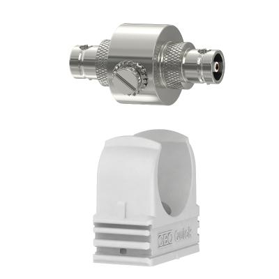 Коаксиальное устройство защиты для разъема BNC: штекер/розетка — арт.: 5093236