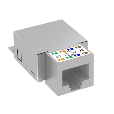 Телекоммуникационный модуль RJ45, CAT. 5e, экранированный — арт.: 6117325
