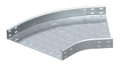 Угловая секция 45° 400-900 мм — арт.: 7000383
