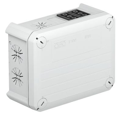 Распределительная коробка T-100 WB 1W3 2S3 с гнездовым разъемом Wieland — арт.: 2007817