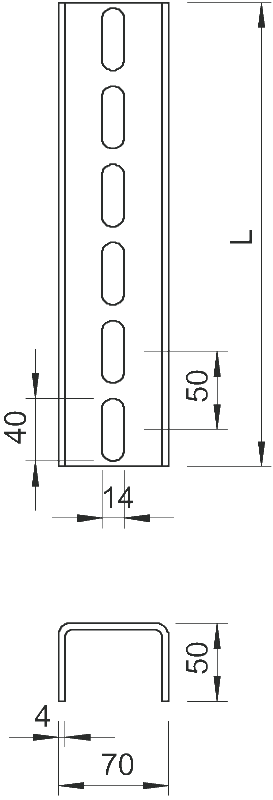 Схема Стойка US 7 — арт.: 6340016