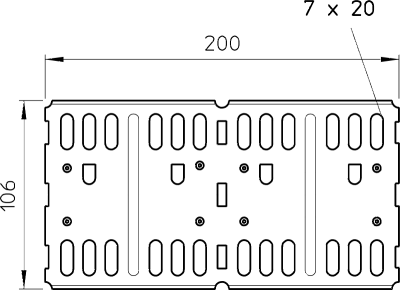 Схема Продольный соединитель — арт.: 6067948