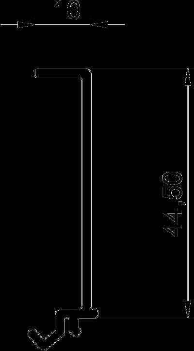 Схема Разделительная перегородка — арт.: 6274900
