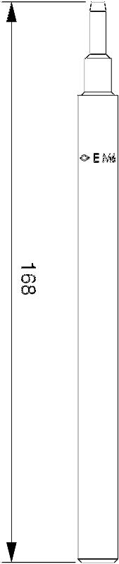Схема Стандартная насадка для забивного анкера — арт.: 3492990