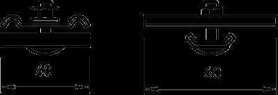 Схема Боковой соединитель — арт.: 6015107