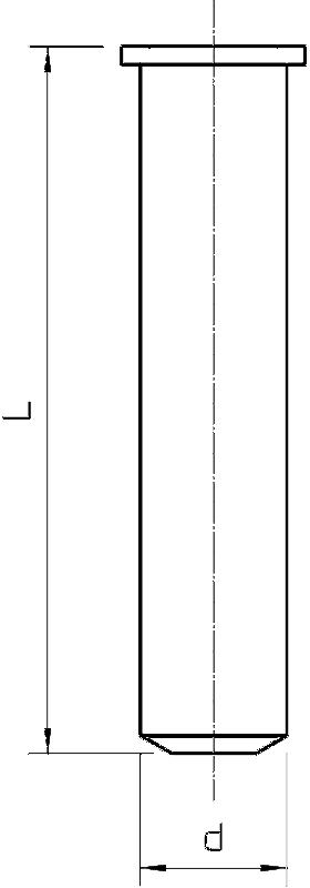 Схема Пластиковая гильза — арт.: 3497966