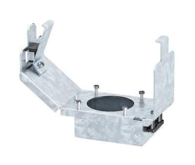 Монтажная рамка для установки силовой розетки CEE, системная длина 165 мм, без розетки — арт.: 7407665