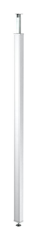 Стальная электромонтажная колонна с крышкой из ПВХ — арт.: 6286540