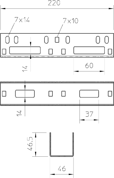 Схема Продольный соединитель — арт.: 6066615