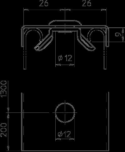 Схема Поворотный фиксатор — арт.: 6065147