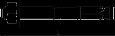 Схема Анкерный болт BZ — арт.: 3498352