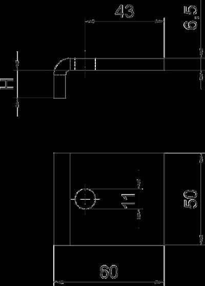 Схема Фиксирующая планка — арт.: 6354106