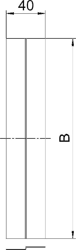Схема Пылезащитная планка — арт.: 6049261