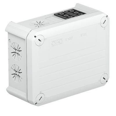 Распределительная коробка Т-100 WB 4S3 с гнездовым разъемом Wieland — арт.: 2007811