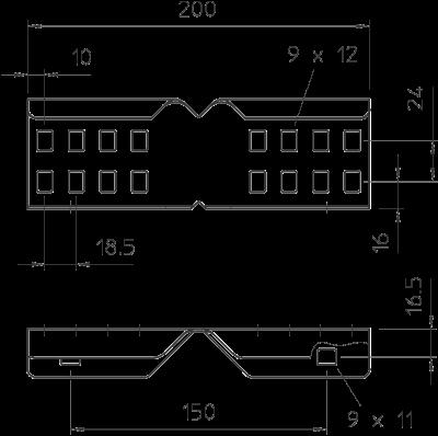 Схема Угловой соединитель — арт.: 6208898