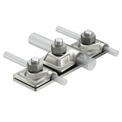 Соединительная пластина для двух токоотводов isCon® — арт.: 5408028