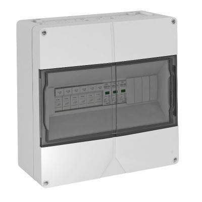 Системное решение для защиты фотогальванических установок с 6 предохранителями 8 А, в корпусе, для индивидуальной комплектации — арт.: 5088652